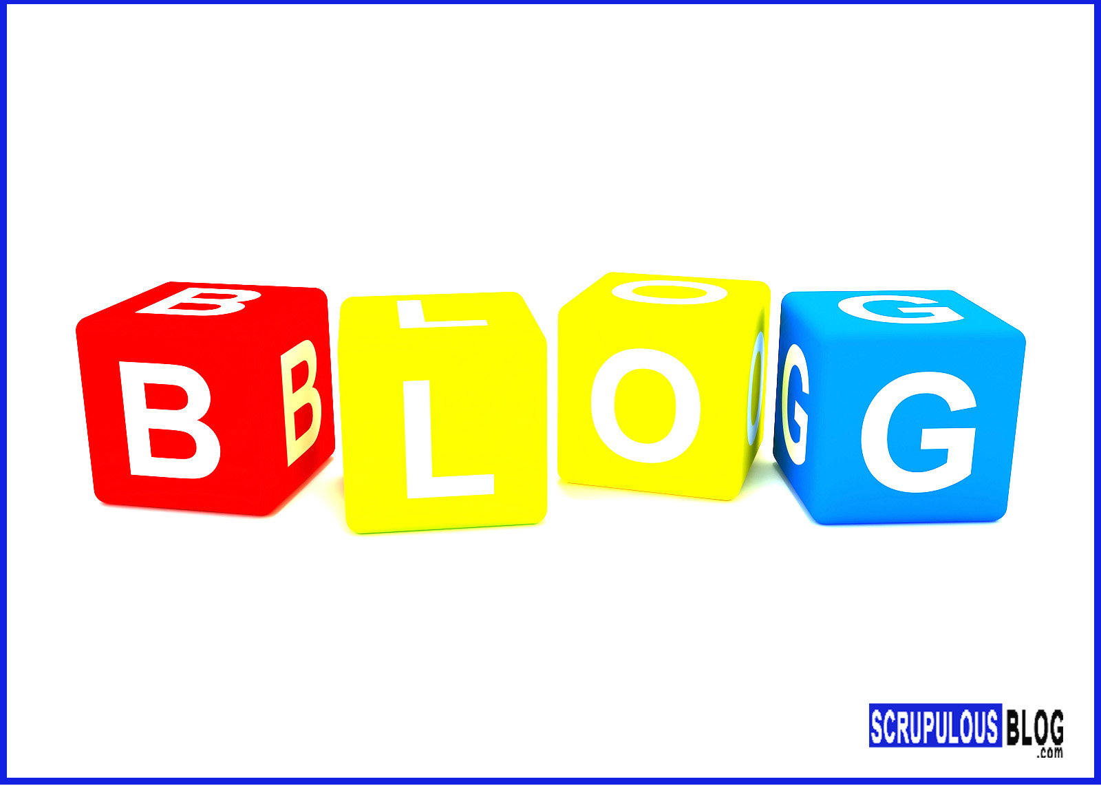 HOW TO HAVE A BLOG OF YOUR OWN