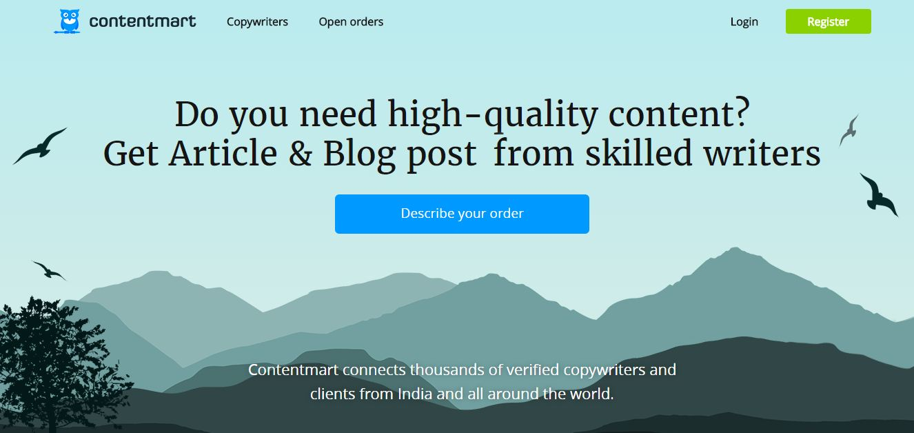 8 FREELANCE WEBSITES TO OUTSOURCE WRITING JOBS: