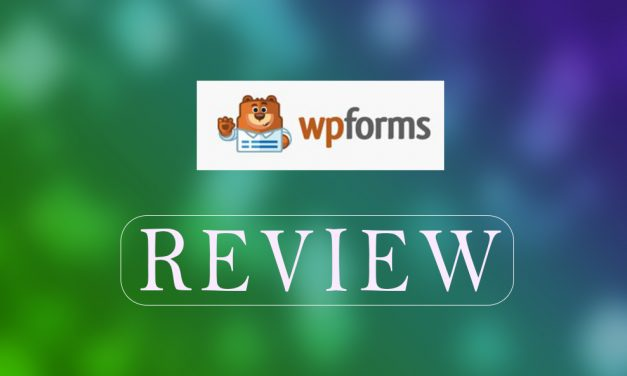 WPForms: A very useful WordPress Form Plugin?