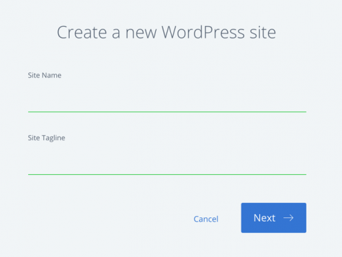 Wordpress form on bluehost