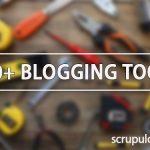 100 blogging tools